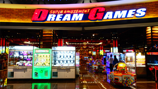 DreamGames Hanoi Long Bien shop