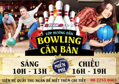 Learn to Bowl free for newbie