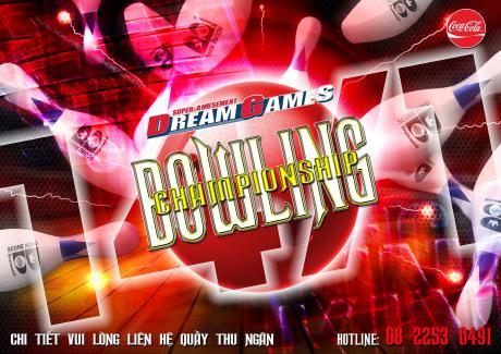 BOWLING DREAM GAMES CUP 14/01/2017