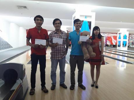 BOWLING CHAMPOINSHIP OF TRUNG TIN COMPANY 2